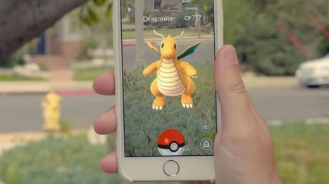Pokemon Go is a monster mobile hit - BBC News | Integrated Brand Communications | Scoop.it