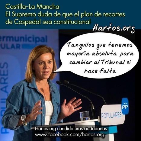 EL que FALTABA!! Cospedal ficha a Aznar ante su campaña-examen para seguir al frente de Génova   La R-Evolución de ARMAK   Scoop.it