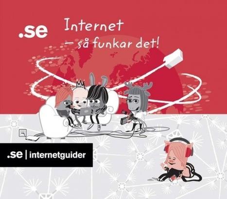 Internet – så funkar det! | Skolbiblioteket och lärande | Scoop.it