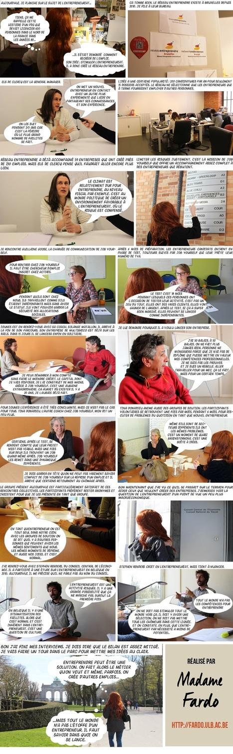 Madame Fardo – Et si on créait son propre emploi ? | Mentorat et Ressources Humaines | Scoop.it