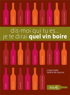 Dis-moi qui tu es… je te dirai quel vin boire - LA LIBRAIRIE ...   accord mets vins   Scoop.it