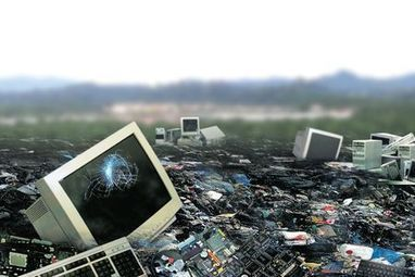 The Global Look at Electronic Waste | All About Recycling | Scoop.it