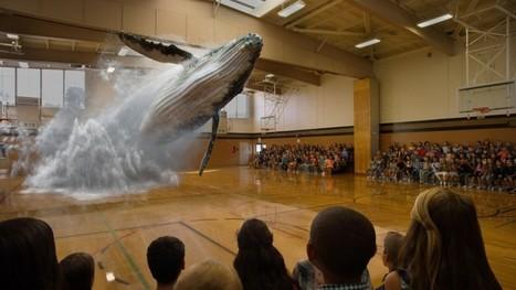 El extraño caso de Magic Leap, la startup sin producto que vale... | Geolocalización y Realidad Aumentada en educación | Scoop.it