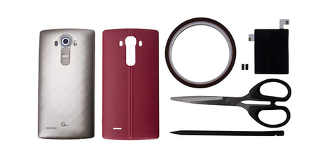 LG G4 extra wireless charging chip review   All about smartphone   Scoop.it