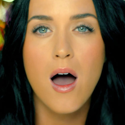 katy-perry-roar-make up picture. | katy perry | Scoop.it