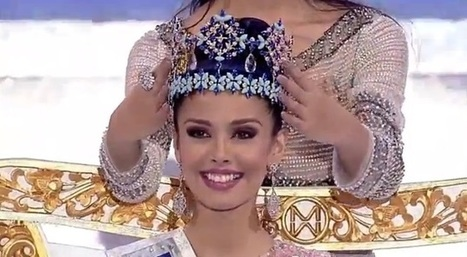 Megan Young, Newly Crowned Miss World, is a Gorgeous Maid | Showbiz Personalities - The Opinionarian | Scoop.it