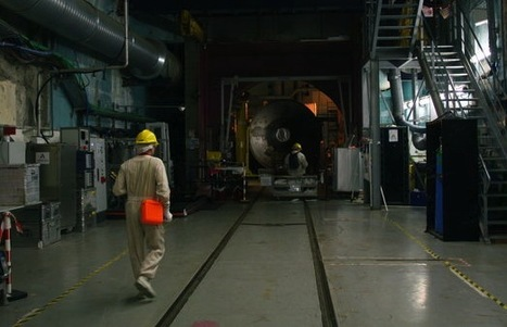 Au cœur d'une centrale en démantèlement   Le groupe EDF   Scoop.it