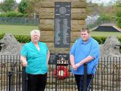 Teen faces big bill for his loving care of war memorial | The Indigenous Uprising of the British Isles | Scoop.it