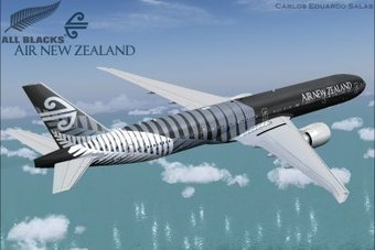 FSX Air New Zealand Mega Package - fs-freeware.net | Cheap New Zealand Tour Packages, Holiday Packages, Honeymoon Packages, Family Holidays | Scoop.it