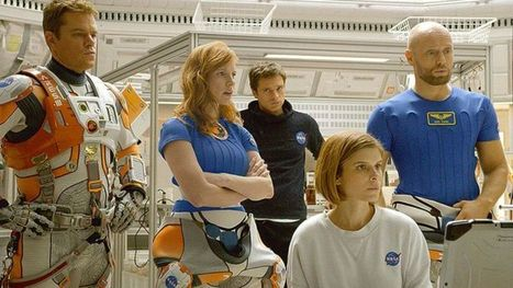 The Martian Author's Next Book Is a Crime Story Set on the Moon | Literature & Psychology | Scoop.it