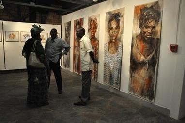 Mali : Centre Soleil d'Afrique : Une exposition d'œuvres d'art célèbre l'indépendance du Mali | Actualités Afrique | Scoop.it