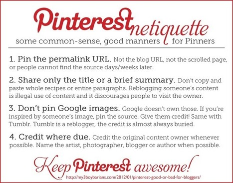 Pinterest & the Age of Visual Thinking — The uberVU Blog | Curation and Libraries and Learning | Scoop.it
