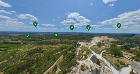 Visite virtuelle à 360° : Le château des Baux de Provence | Tourisme en Provence Pays d'Arles | Scoop.it