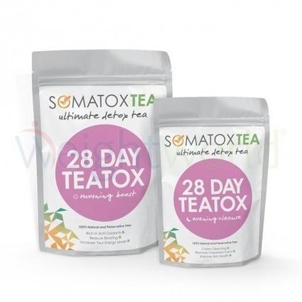 La dieta del tè: arriva in Italia la rivoluzione Teatox | Healthcare News | Scoop.it