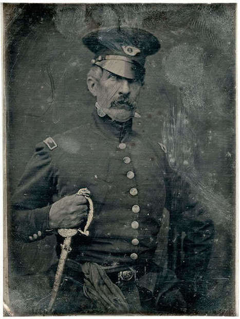 The Very First Military Photos - Mexican-American War 1846-1848   Daguerreotype   Scoop.it