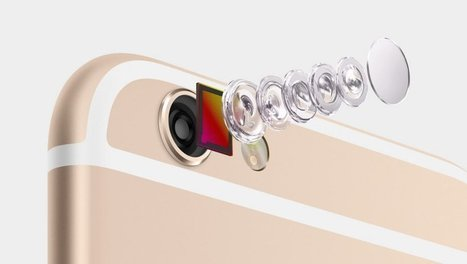 iPhone 6S : appareil photo 12 mégapixels & technologie RGBW ? - Worldissmall (Blog) | Photos | Scoop.it