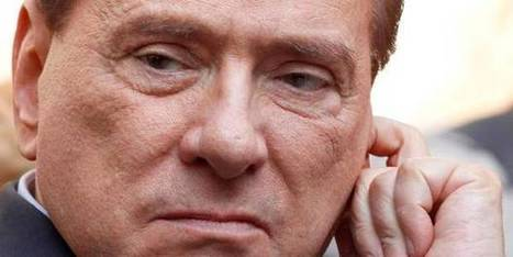 Berlusconi condamné à 7 ans de prison | JOIN SCOOP.IT AND FOLLOW ME ON SCOOP.IT | Scoop.it
