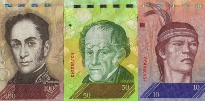 Venezuela's Plummeting Bolívar Dips into Hyperinflation - PanAm Post   money money money   Scoop.it