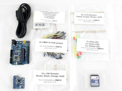 RasWIK - Wireless Inventors Kit for the Raspberry Pi   Raspberry Pi   Scoop.it