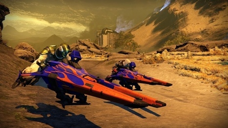 From Halo to Destiny: Bungie embraces the 'delicious form of culture shock' - Digital Trends | Cultural Industry | Scoop.it