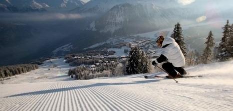 Domaine skiable de la vallée de Courchevel / Les 3 Vallées ... | Domaines skiables | Scoop.it
