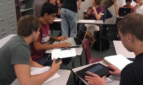Schools Let Students Bring Their Own Devices, Then Struggle to Keep Up - Techonomy | Integración de la Tecnología en la Educación | Scoop.it