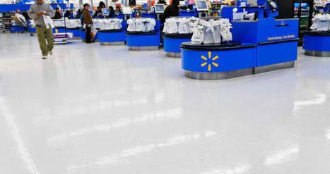 Walmart teste la livraison consignée pour dynamiser son activité e-commerce | L'Atelier: Disruptive innovation | REtail | Scoop.it