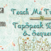 Teach Me Tuesday: TapSpeak Button and Sequence | Communication and Autism | Scoop.it
