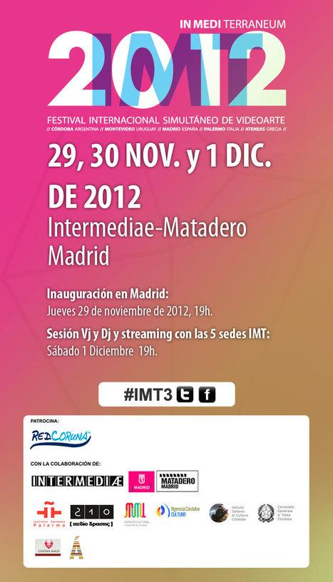 KOLISEO – IN MEDI TERRANEUM: Festival Internacional de videoarte en Madrid | Gestión de Eventos online | Scoop.it
