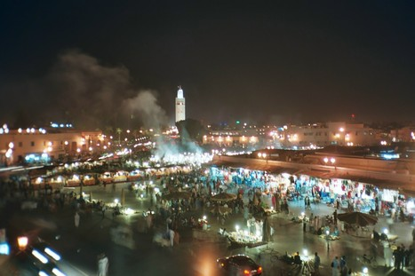 Cheap Flights to Marrakech from East Midlands Airpor | Tour and Travel | Scoop.it