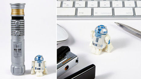 It Takes Just 10 Seconds To Recharge This Incredibly Tiny RC R2-D2 | Share Some Love Today | Scoop.it