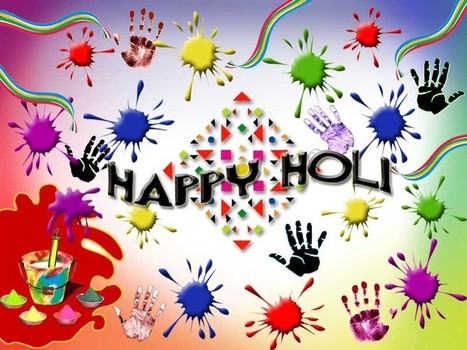 Happy Holi 2013 HD Wallpapers | Entertainment and Special Days | Scoop.it