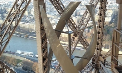 Towering the Energy security : Eiffel tower becomes self sufficient   Oven Fresh   Scoop.it