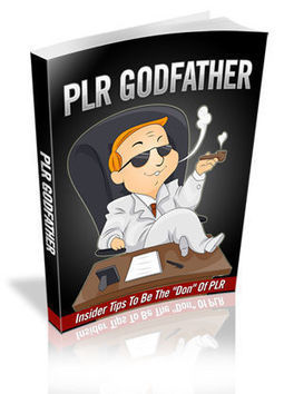 PLR Godfather (MRR)   Triple Click Products And Auction   Scoop.it