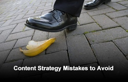 Top 10 Content Strategy Pitfalls | Content Strategy + Content Marketing | Web Content Strategy | Scoop.it