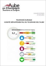 L'étiquetage environnemental des hôtels de l'Aube | Aube en Champagne | Scoop.it