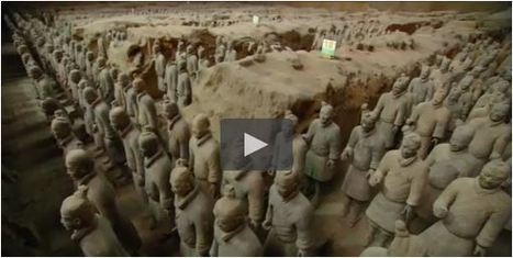 China's Terracotta Warriors - Watch the Full Episode | Secrets of the Dead | PBS | It's all about Chinese! 除了中文,還是中文! | Scoop.it