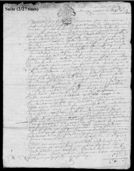 Murmures d'ancêtres: #Généathème Doc du mois : Inventaire d'une vie | Auprès de nos Racines - Généalogie | Scoop.it