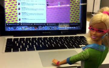 """How Barbie & Ken Were Reunited by Social Media 