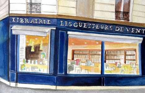 [agenda] 11 mars 2015, Les Guetteurs de vent | La BibliotheK Sauvage | Scoop.it