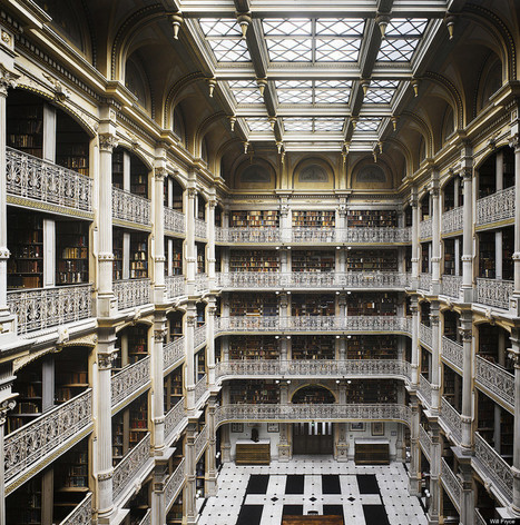 Public.  The World's Greatest Libraries - Huffington Post | Libraries | Scoop.it