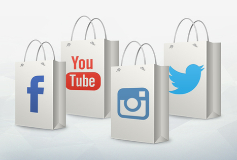 How To Use Social Media for Your Online Store in 10 Efficient Ways | MarketingHits | Scoop.it