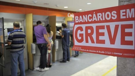 Bancários aceitam proposta e greve chega ao fim. | Lucas Souza Publicidade | Scoop.it