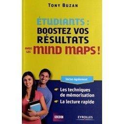 Etudiants : boostez vos résultats avec les mind maps ! Tony Buzan | Medic'All Maps | Scoop.it