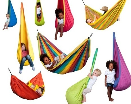 Children's Furniture | hammocks | Scoop.it