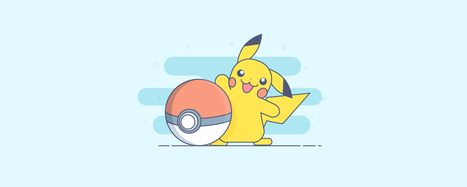How To Make Money Off Of The Pokemon: Go Craze | Fashion Technology Designers & Startups | Scoop.it