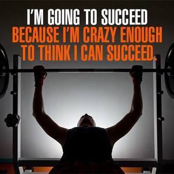 Be Crazy Enough to Succeed | The Best Quotes of All Time | Scoop.it