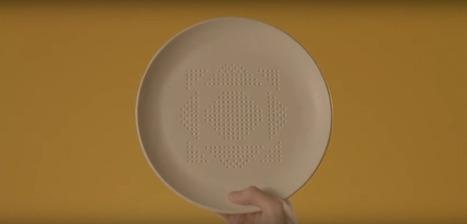 Cette assiette innovante absorbe les surplus de graisses de vos plats | Des 4 coins du monde | Scoop.it