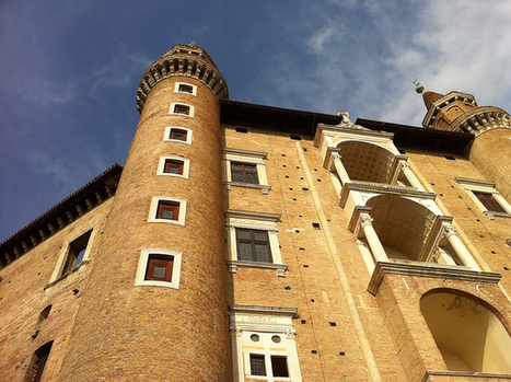 Urbino. A first glimpse. | Le Marche another Italy | Scoop.it