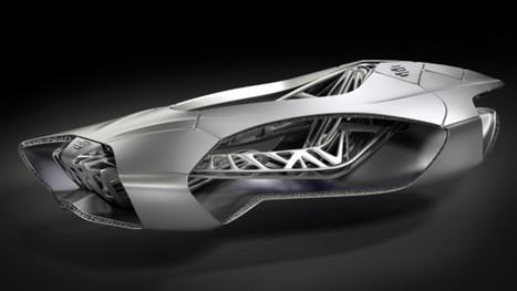 German engineering firm EDAG's concept Genesis gives a pe... | Engineering Up To Date | Scoop.it